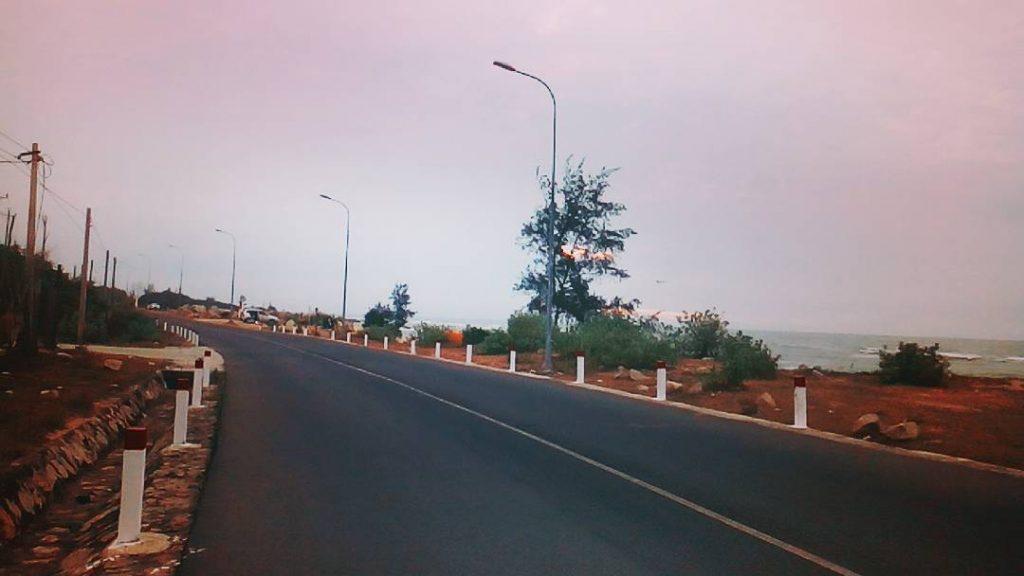 Đường đi Hồ Tràm