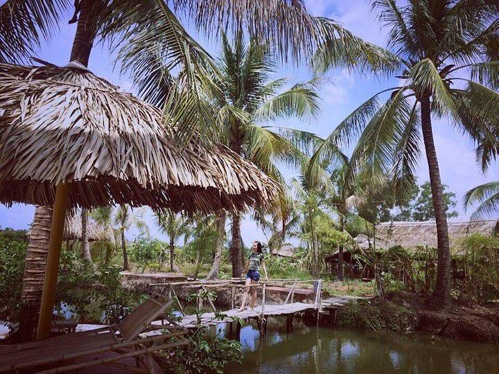 Làng du lịch sinh thái Tre Việt- ảnh 2