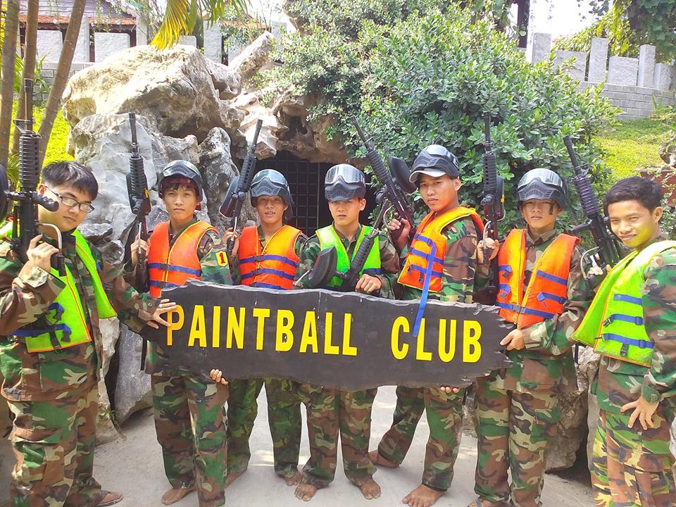 Khu du lịch Vạn Hương Mai có nhiều trò chơi thú vị