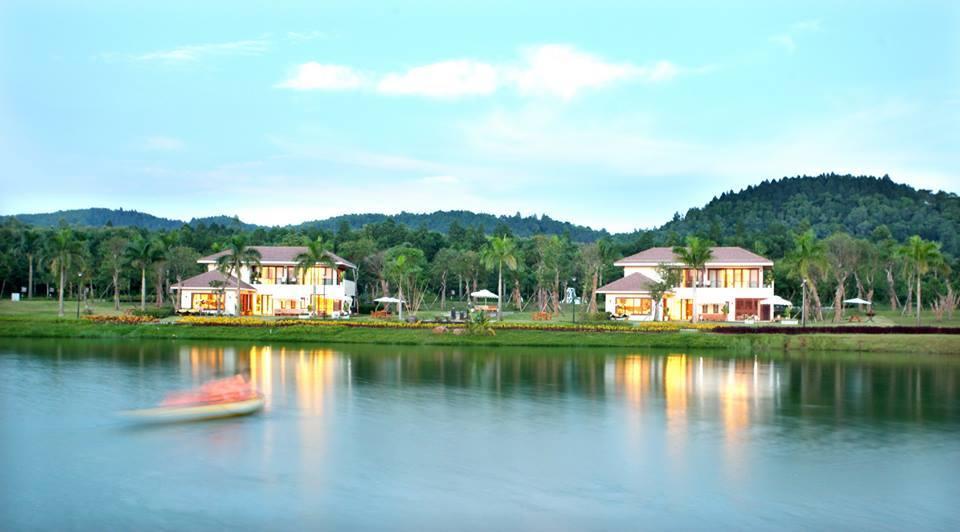 Khu nghỉ dưỡng Hồ Đại Lải