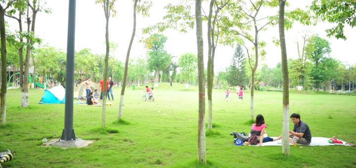 Khu đô thị xanh Ecopark - ảnh 2