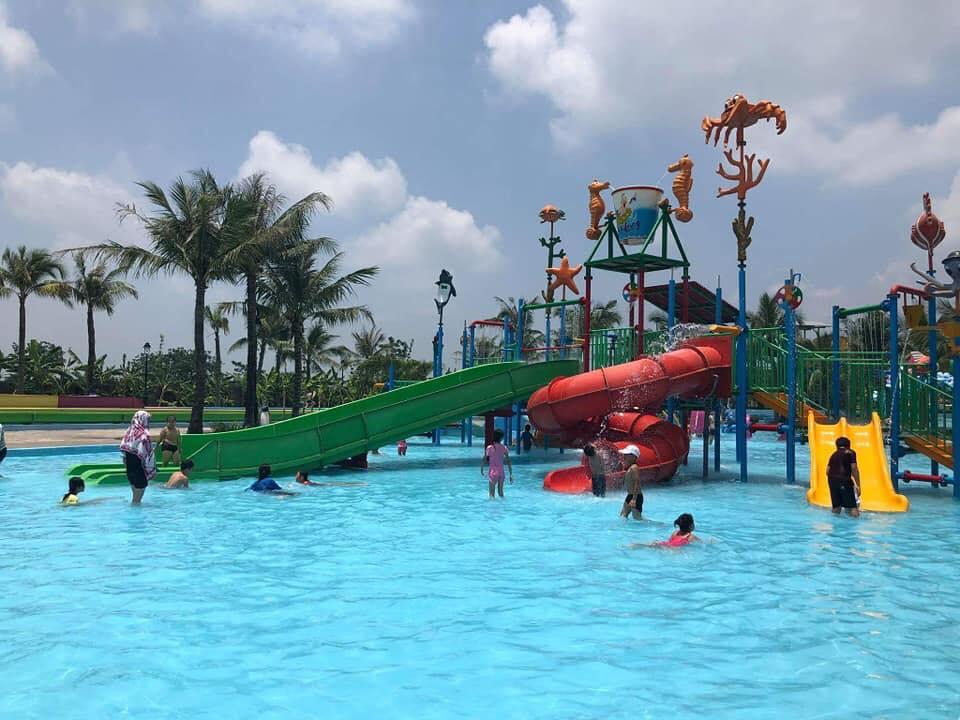 Khu vui chơi dành riêng cho trẻ em