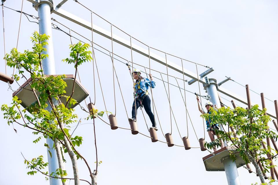 Trò chơi Bước chân kì bí tại Thiên đường Bảo Sơn