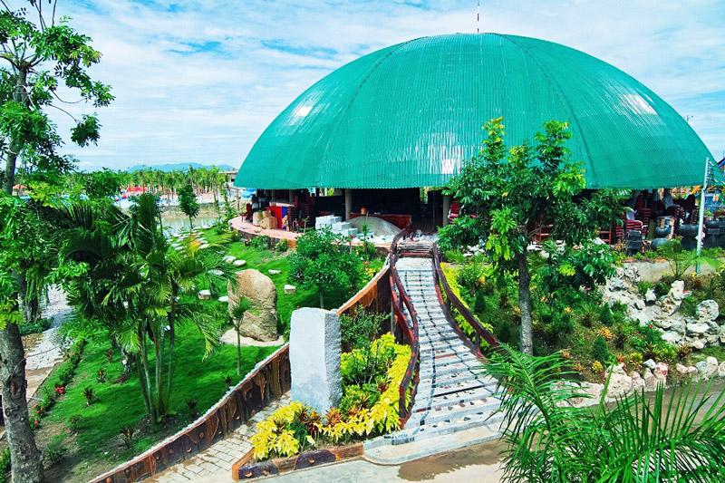 Khu du lịch Vạn Hương Mai
