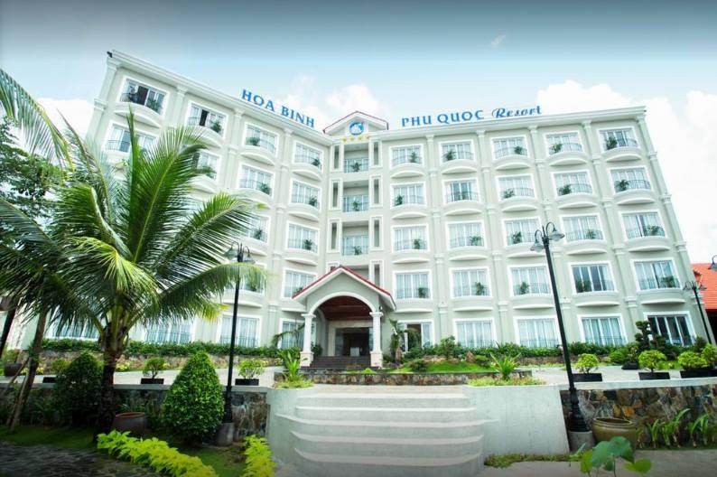 Hệ thống khách sạn ở Phú Quốc ngày càng phát triển