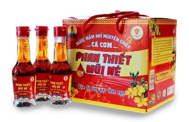 Đặc sản nước mắm Phan Thiết