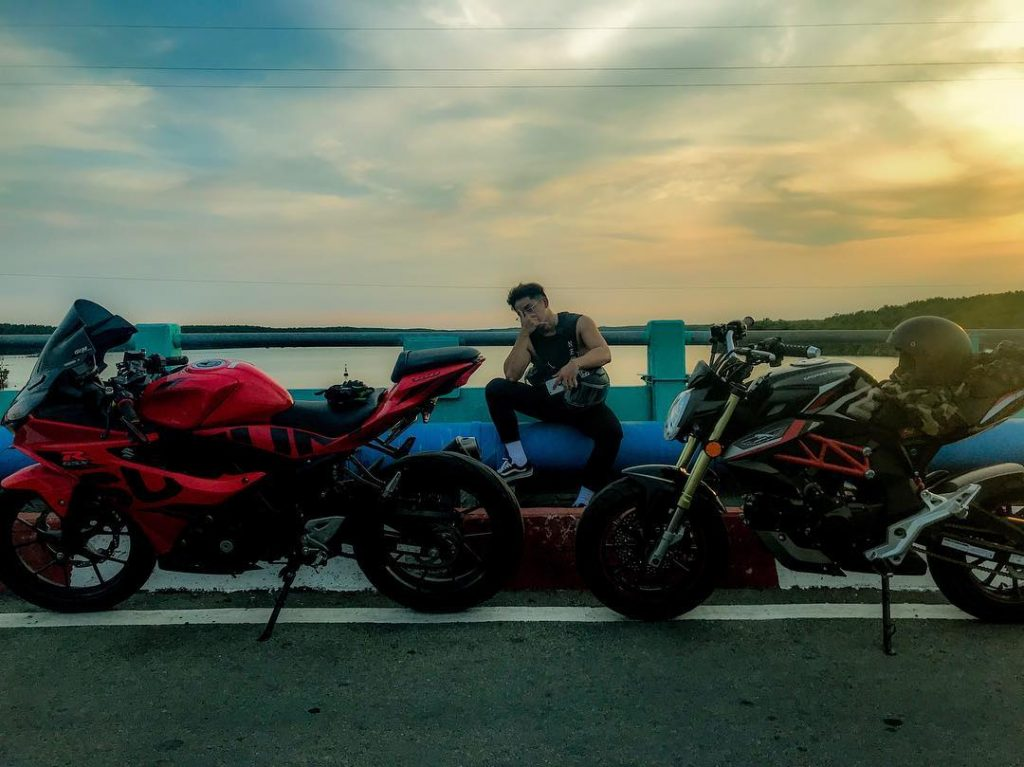 Đi du lịch Cần Giờ bằng xe máy