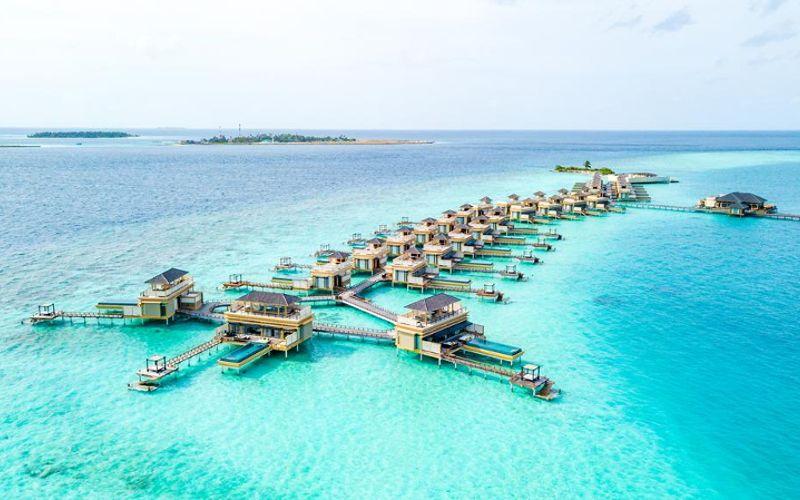 Maldives - Thiên đường nghỉ dưỡng