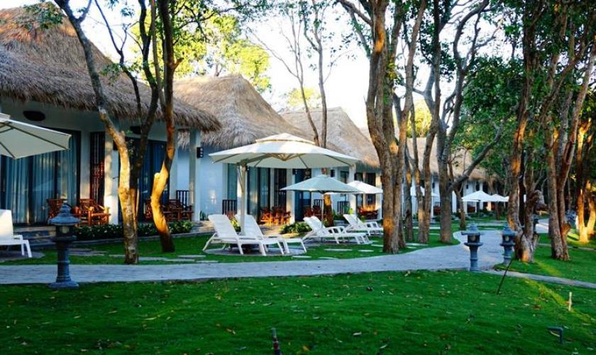 Resort đẹp ở Hồ Cốc