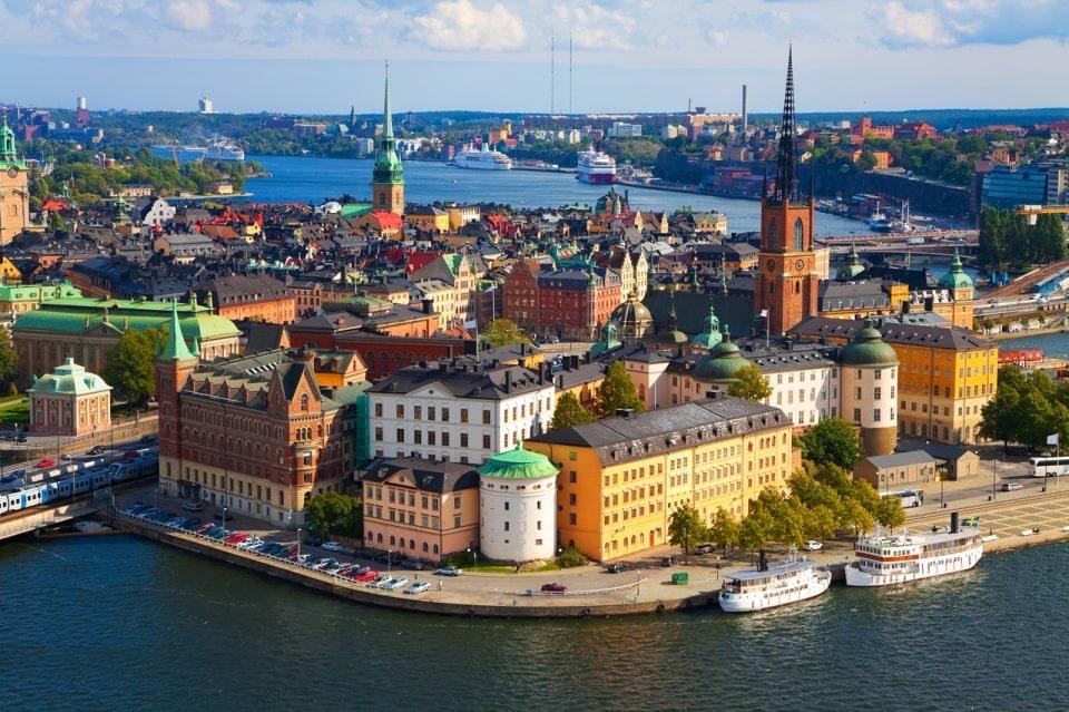 Thủ đô Stockholm – Thụy Điển