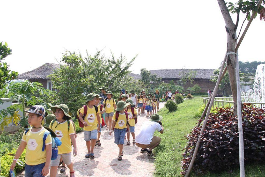 Nông trại giáo dục Detrang Farm