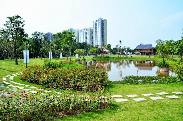 Khu đô thị xanh Ecopark