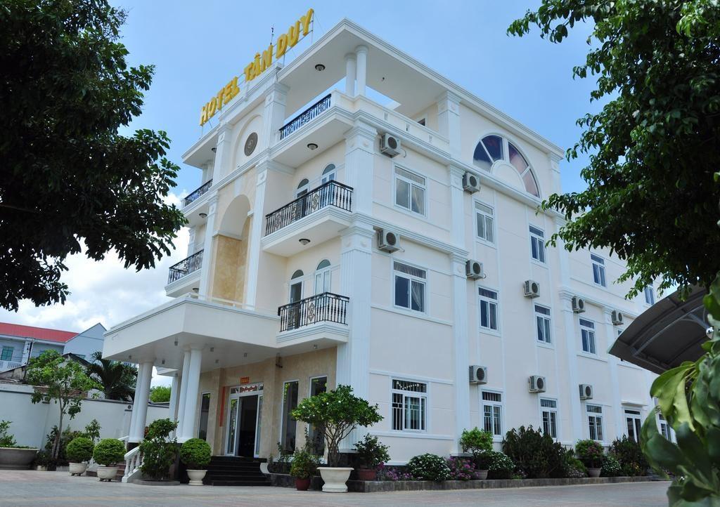 Nhà nghỉ Tân Duy