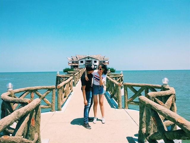 Khu du lịch sinh thái Biển Phương Nam