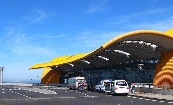 Phương tiện di chuyển từ sân bay về TTTP