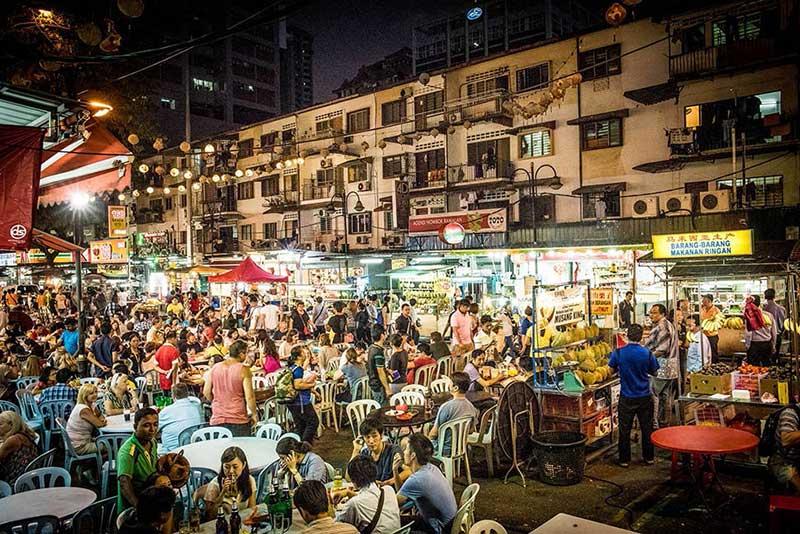 Kinh nghiệm du lịch Kuala Lumpur tự túc