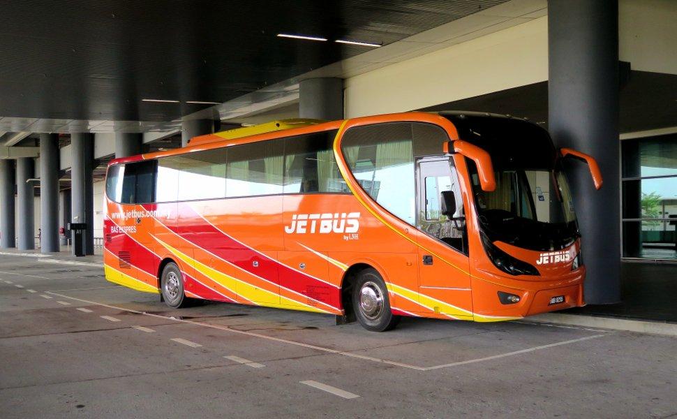 Phương tiện di chuyển từ sân bay về KL