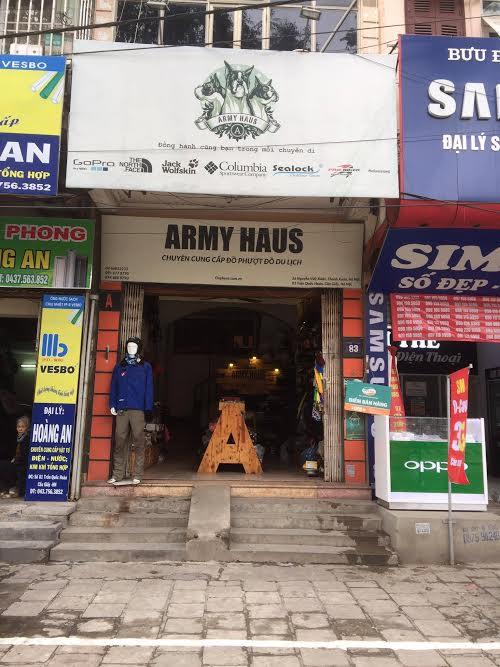 ArmyHaus Shop