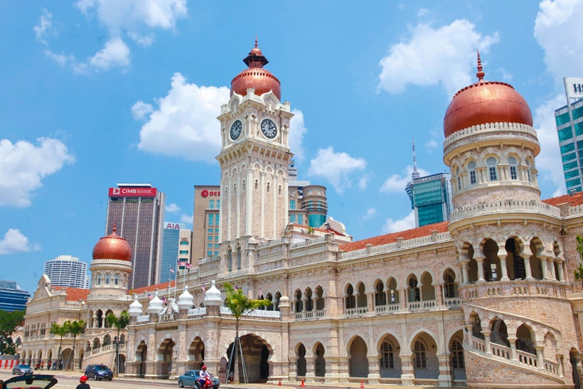 Tòa nhà Sultan Abdul Samad